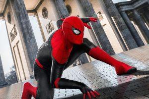 Homem-Aranha: Longe de Casa ganha novo pôster