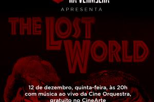 Cine Arte UFF exibe clássico com música ao vivo